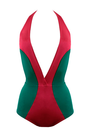 Купальник Donna Ruby Emerald - Купальник One Piece от loveJilty, Магазин на yesUndress