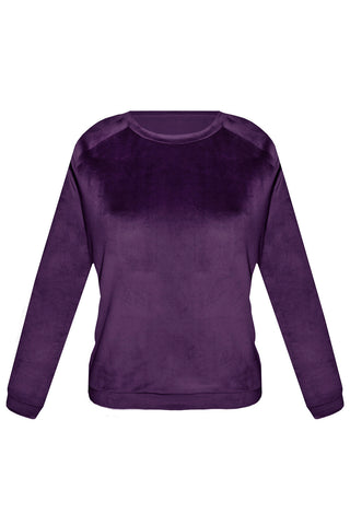 Foxy Violet sweater - Sweater by yesUndress. Shop on yesUndress