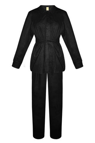 Homy black pajamas - Pajamas by yesUndress. Shop on yesUndress