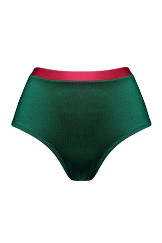 Donna Ruby Emerald bikini bottom - Bikini bottom by Love Jilty. Shop on yesUndress