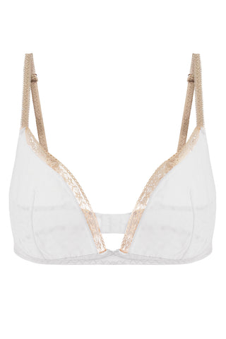 Anais Blanc bra - Bra by Closer by Keòsme. Shop on yesUndress