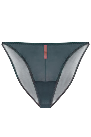 Constance Bluestone high-waisted panties - Slip panties by More! Keòsme. Shop on yesUndress