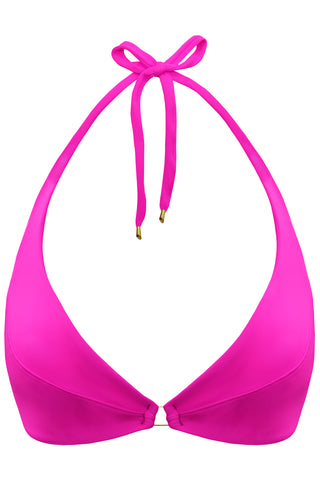Radiya Fuchsia bikini top - Bikini top by yesUndress. Shop on yesUndress