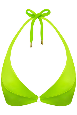 Radiya Greenery bikini top - Bikini top by yesUndress. Shop on yesUndress