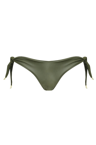 Aura khaki bikini bottom - Bikini bottom by Keosme. Shop on yesUndress