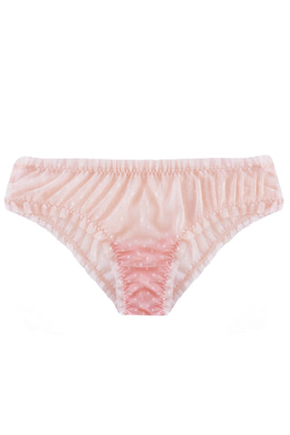 Cloudy Pink panties - Slip panties by WOW! Panties. Shop on yesUndress