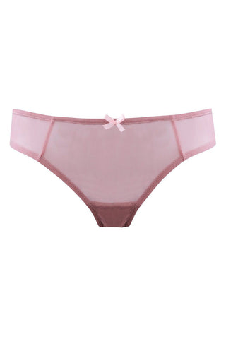 Marshmallow quartz slip panties - Slip panties by bowobow. Shop on yesUndress