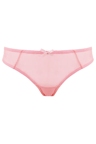 Marshmallow pink slip panties - Slip panties by bowobow. Shop on yesUndress