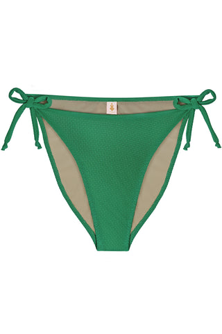 Milkshake Green high waisted bikini bottom - Bikini bottom by yesUndress. Shop on yesUndress