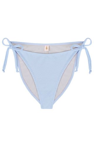 Milkshake Sky high waisted bikini bottom