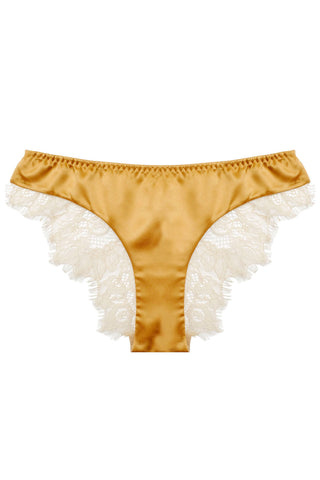 Frenchie bronze panties - Slip panties by WOW! Panties. Shop on yesUndress