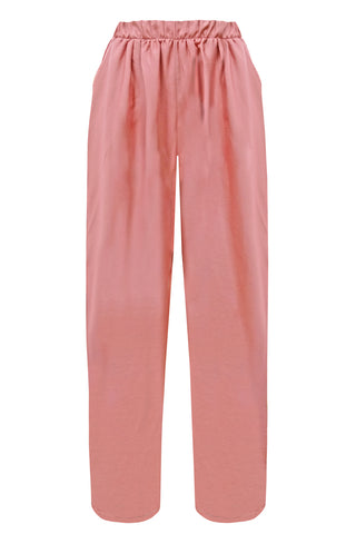 Fancy Pink pajama pants - yesUndress