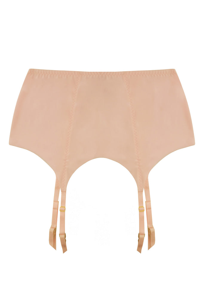 Seamless nude garter belt - yesUndress