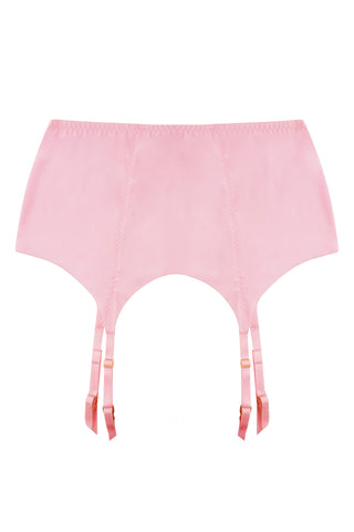 Seamless rosy garter belt - Garter belt by WOW! Panties. Shop on yesUndress