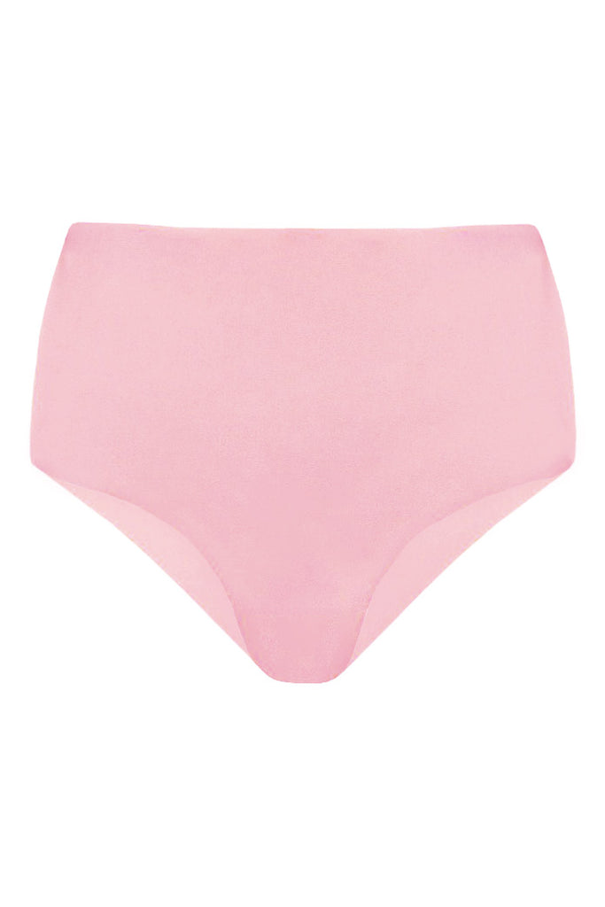 Seamless rosy high waisted panties - Seamless panties by WOW! Panties. Shop on yesUndress