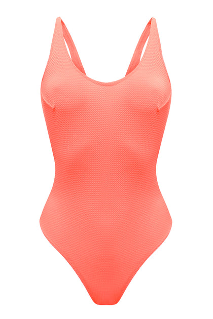 Слитный купальник Sorbette Tangerine - One Piece Swimsuit by Love Jilty, Магазин на yesUndress