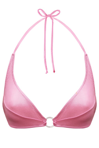 Titaniya Pink bikini top - Bikini top by yesUndress. Shop on yesUndress
