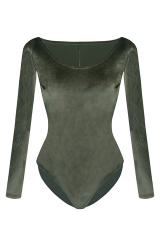 Foxy Olive bodysuit - bodysuit by yesUndress. Shop on yesUndress