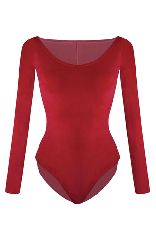 Foxy Red bodysuit - bodysuit by yesUndress. Shop on yesUndress