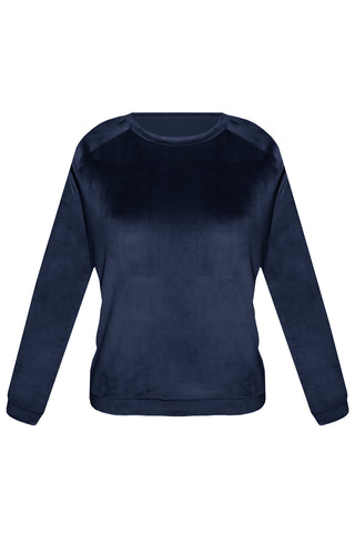 Foxy Navy sweater - Sweater by yesUndress. Shop on yesUndress
