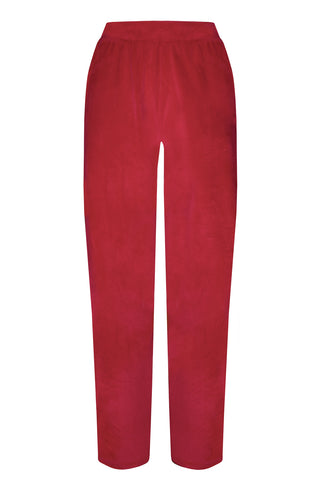 Foxy Red pants - yesUndress