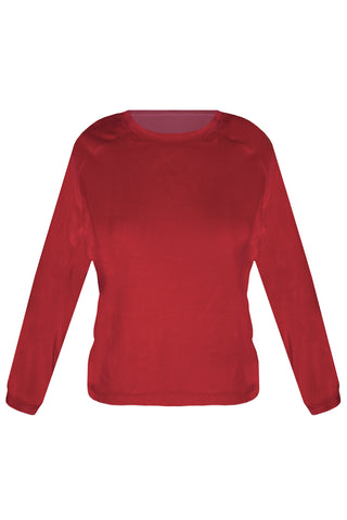 Foxy Red sweater - Sweater by yesUndress. Shop on yesUndress