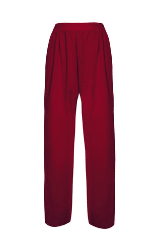 Velveteen Ruby pants