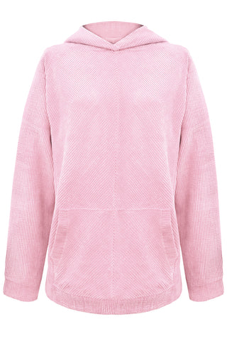 Velveteen Rosy hoodie - Sweater by yesUndress. Shop on yesUndress