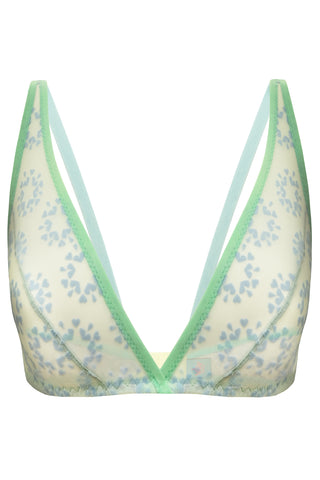 Mint Dream soft bra - Bra by WOW! Panties. Shop on yesUndress