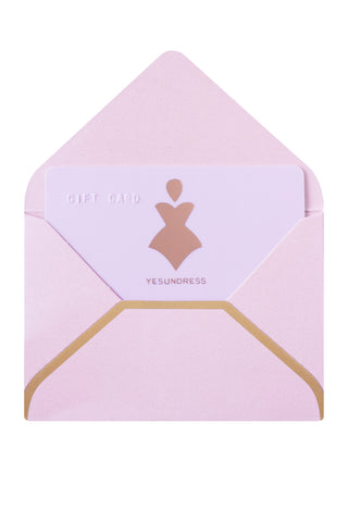 Gift Card - Gift Card by yesUndress. Shop on yesUndress