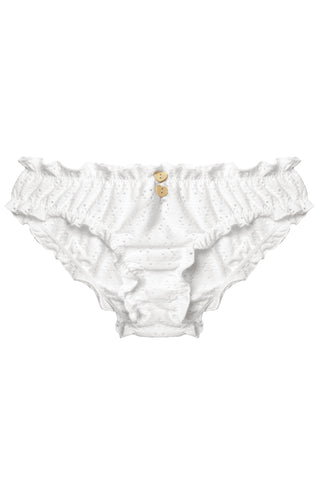 Fluffy panties - Slip panties by WOW! Panties. Shop on yesUndress
