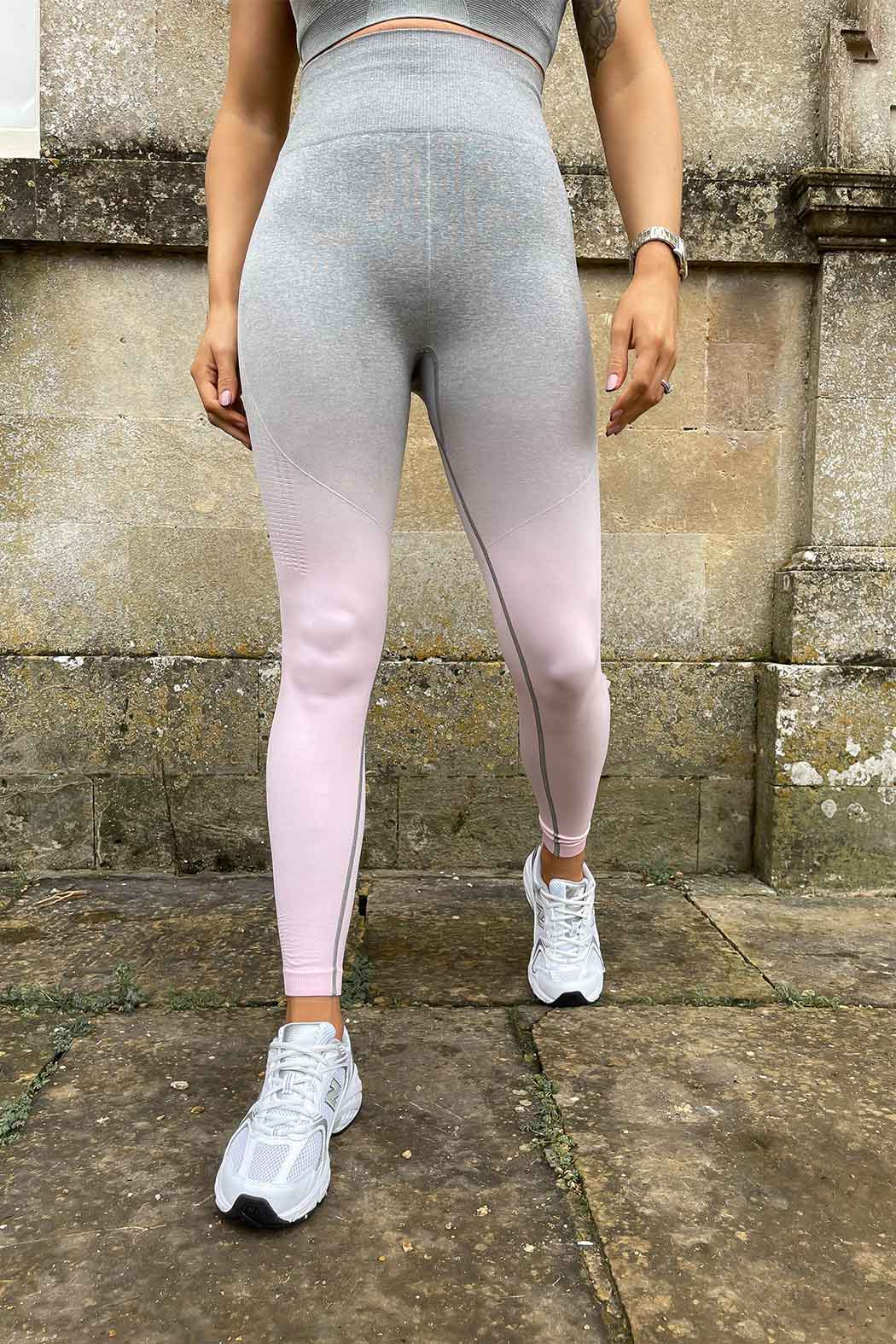 Ombre Sports Leggings