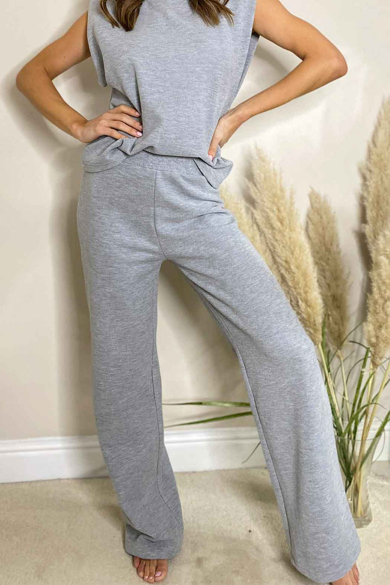 Soft Touch Flare Trousers