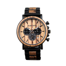 montre en bois watch