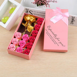 BOX ROSE ETERNELLE