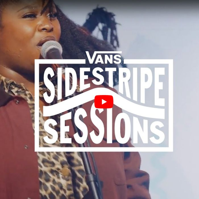 VANS SIDESTRIPES SESSIONS