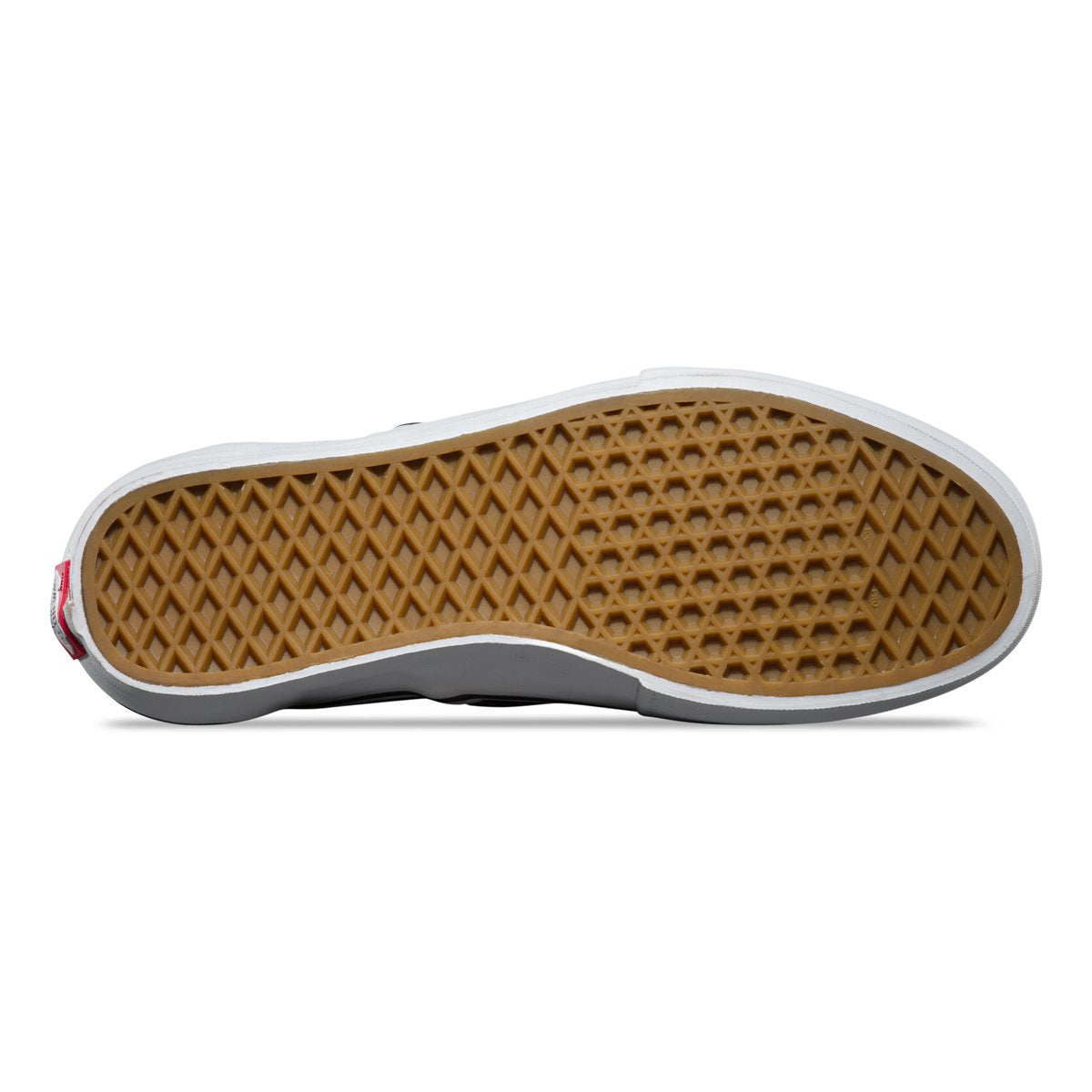Zapatillas Vans Slip-On Pro - Black/White/Gum - Vans