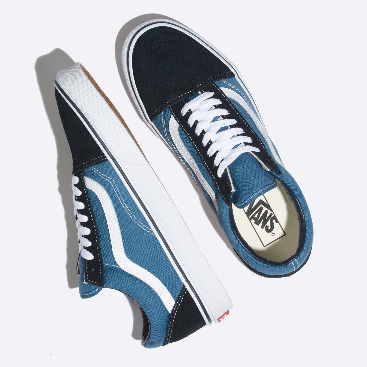 Zapatillas Vans Old Skool - Navy - Vans