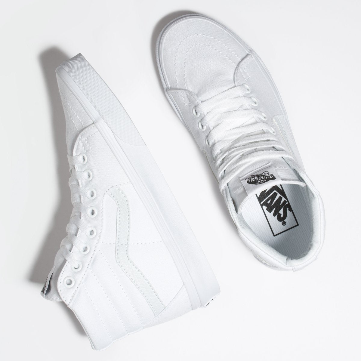 Zapatillas Vans Sk8 Hi - True White - Vans