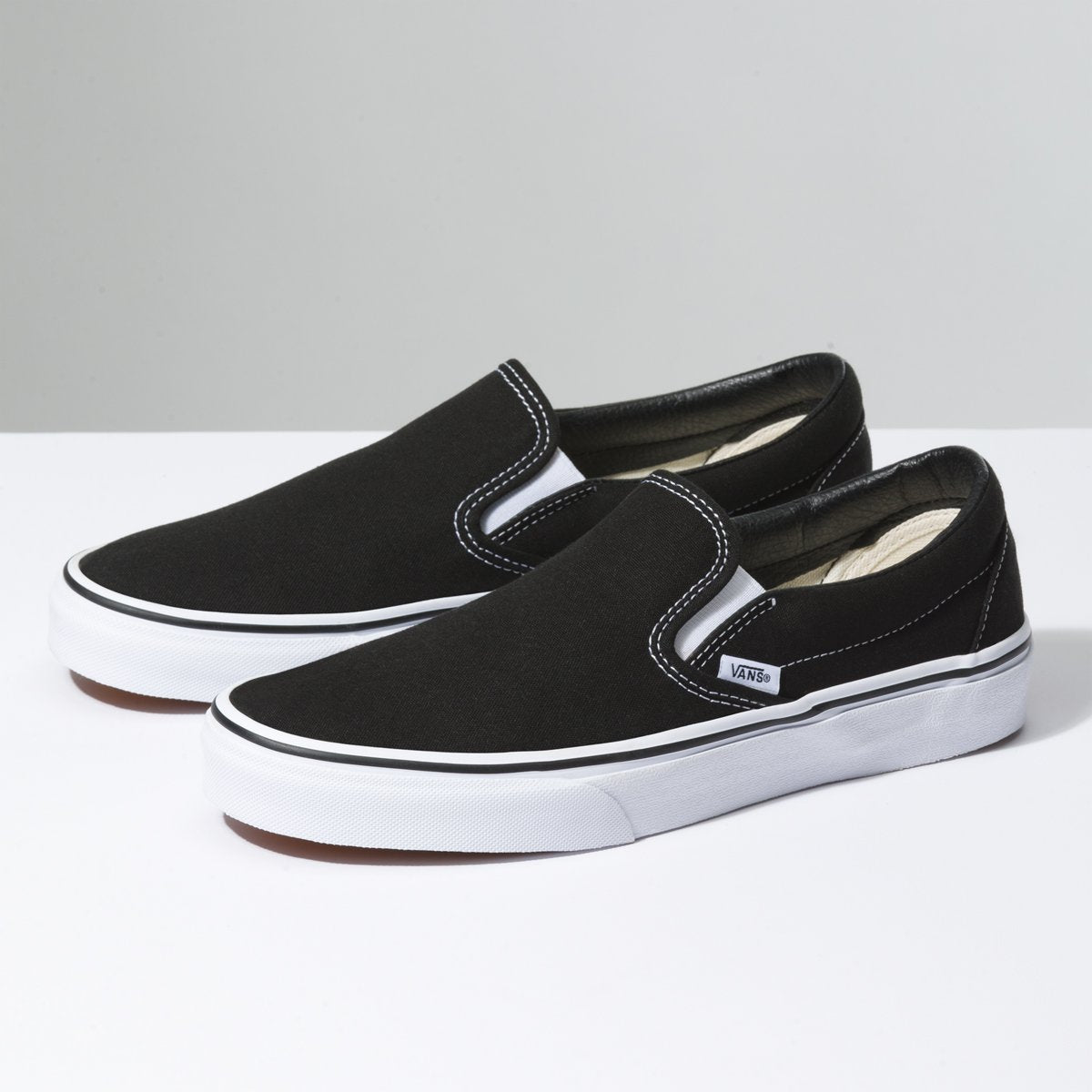 Zapatillas Vans Classic Slip-on - Black - Vans