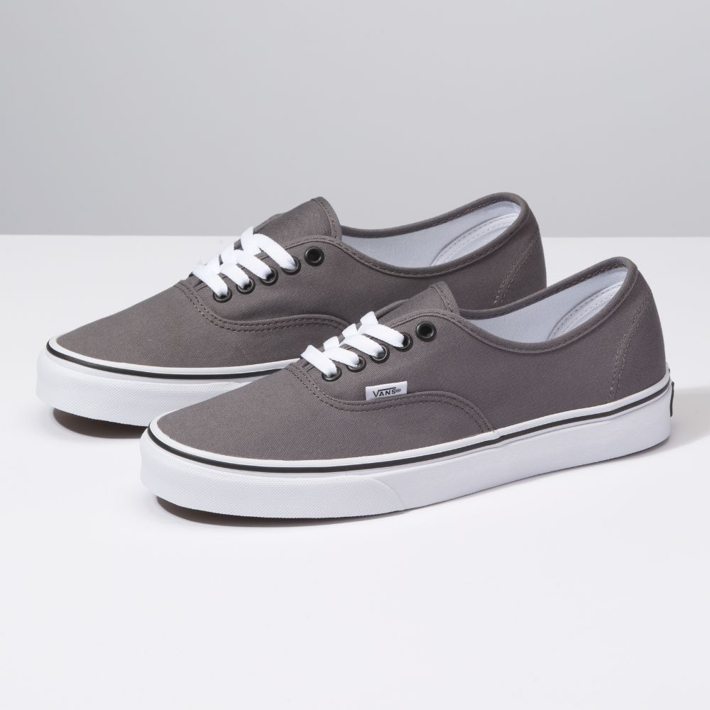 Zapatilla-Authentic-Pewter/Black