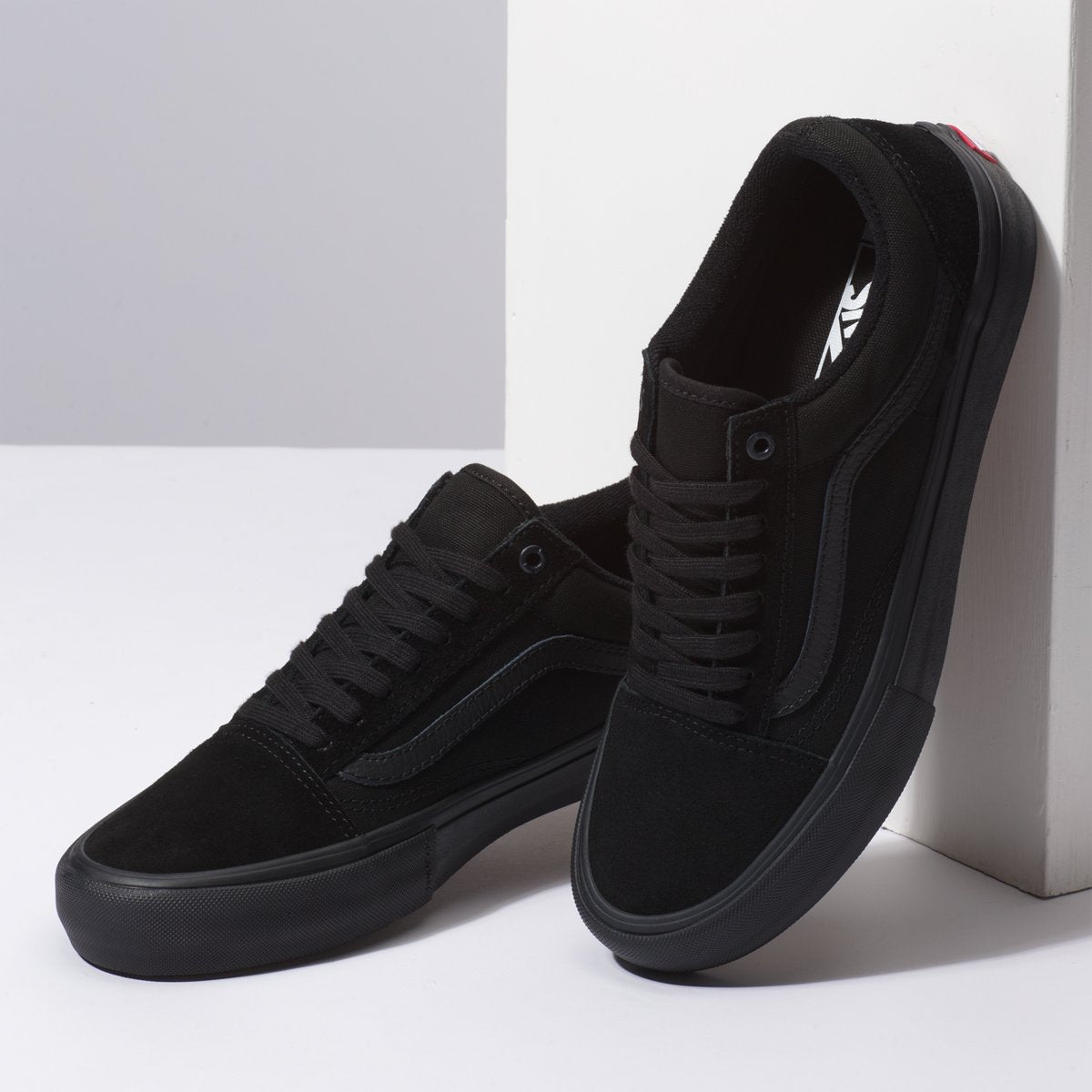 Zapatillas Vans Old Skool Pro - Blackout - Vans