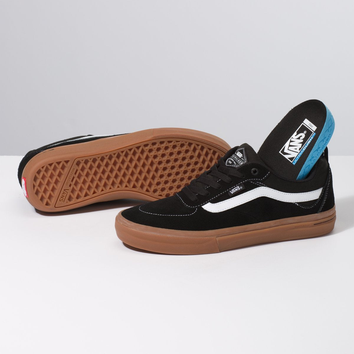 Zapatillas Vans Kyle Walker Pro - Black/Gum - Vans