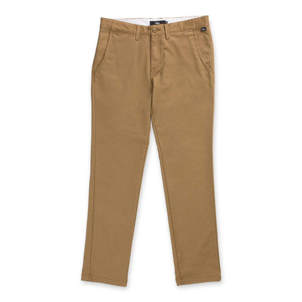 Pantalon Authentic Chino Stretch Dirt