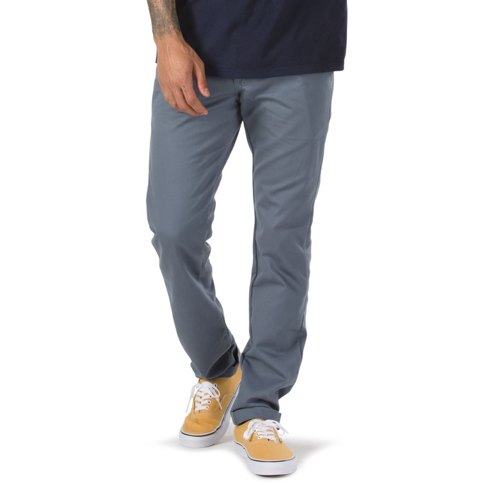 Pantalon Vans Authentic Chino Stretch Stormy Weather - Vans