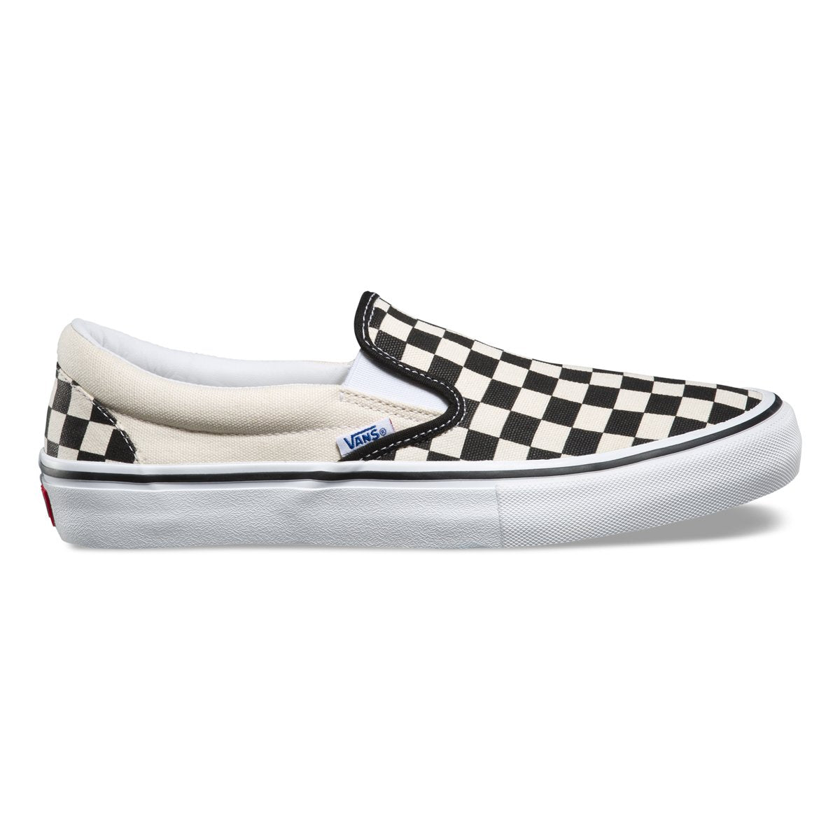 Zapatillas Vans Slip-On Pro - Black/White - Vans