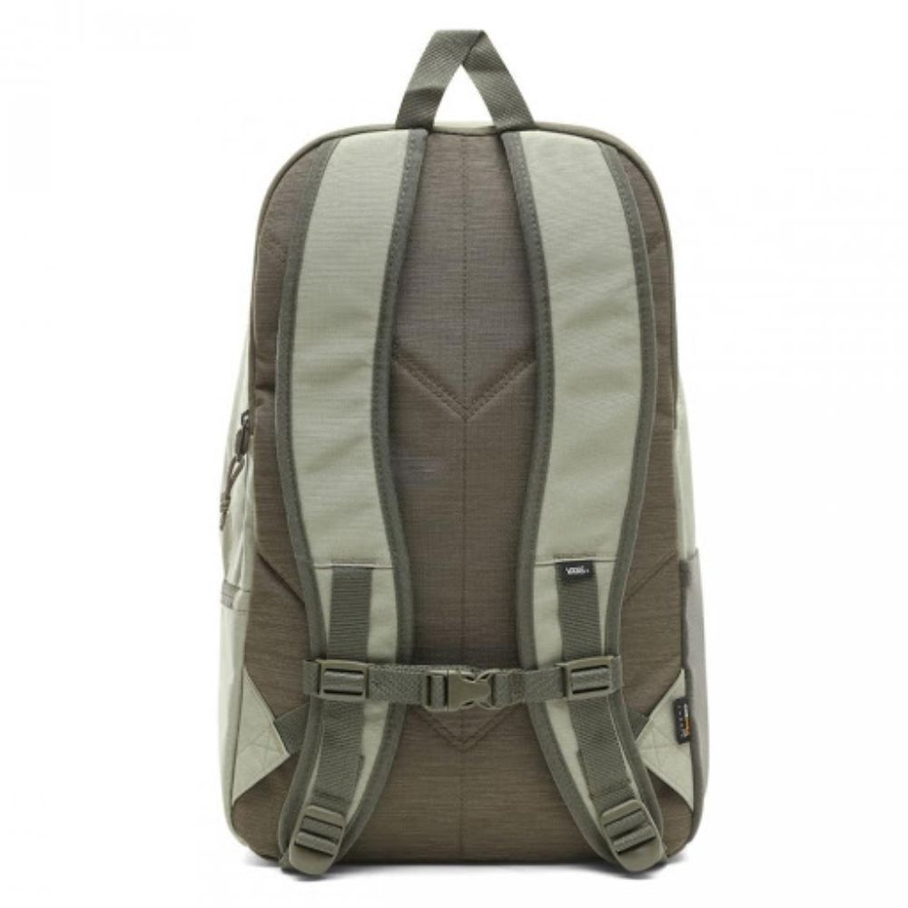 Mochila Vans Snag Plus Oil Green - Vans