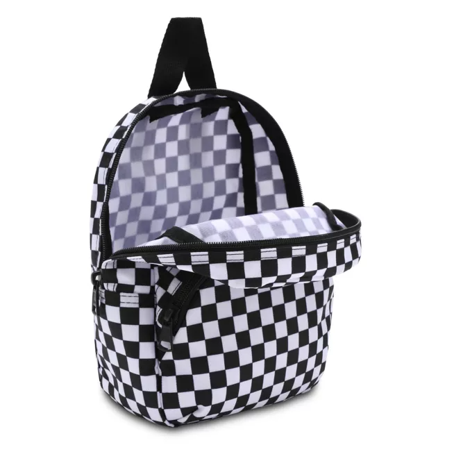 Mochila Mini Got This Black-White Checkerboard