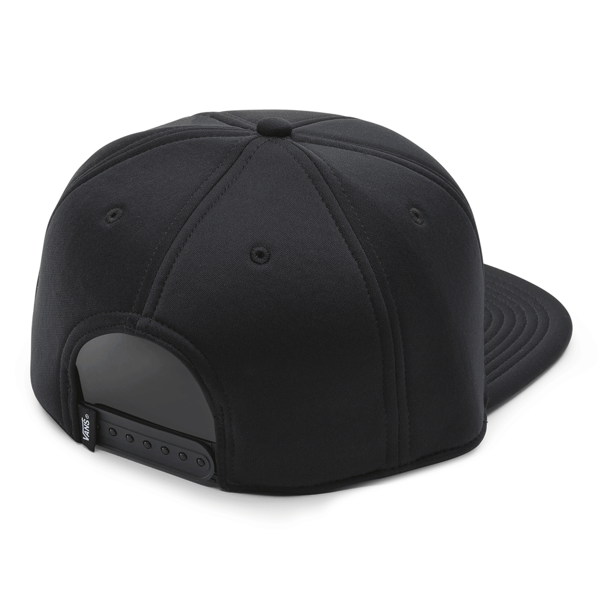Gorra Worsley Foam Trucker Black