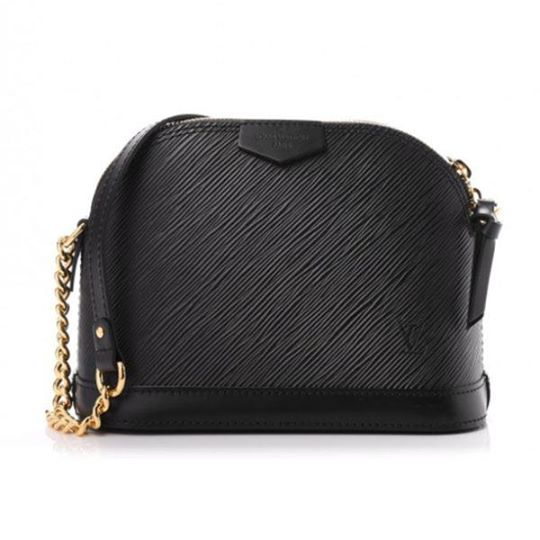 Louis Vuitton Alma Mini - Black